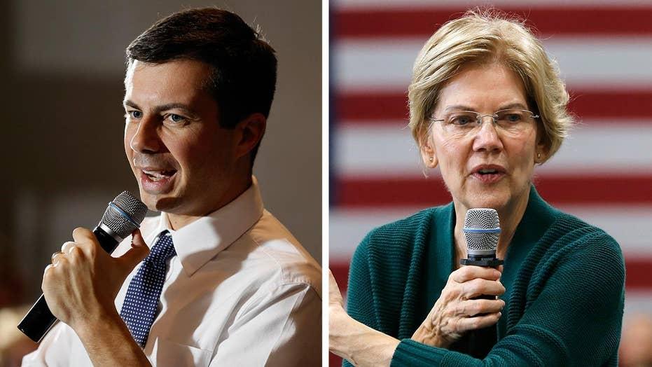 Warren slips while Buttigieg surges in latest Quinnipiac poll