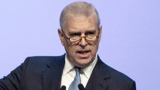 Prince Andrew faces new fallout as Jeffrey Epstein accuser says she was forced to have sex with him