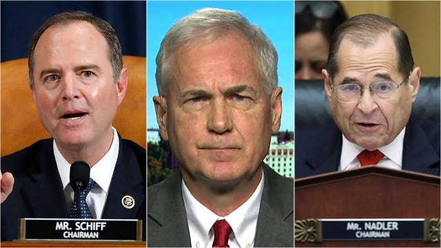 Rep. Tom McClintock slams Democrats' handling of the House impeachment inquiry