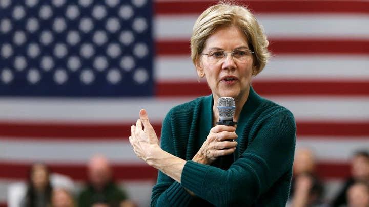Questions mount as Elizabeth Warren slips in national polls