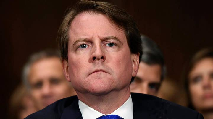 Eric Shawn: The president vs. Congress with Don McGahn in the middle