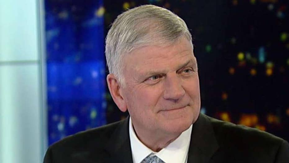 Franklin Graham on the importance of Operation Christmas Child