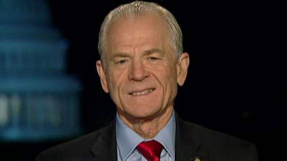 Peter Navarro on what Democrats are losing focus on
