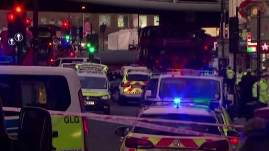 Dan Bongino: No reason convicted terrorist should have been free to carry out London Bridge attack