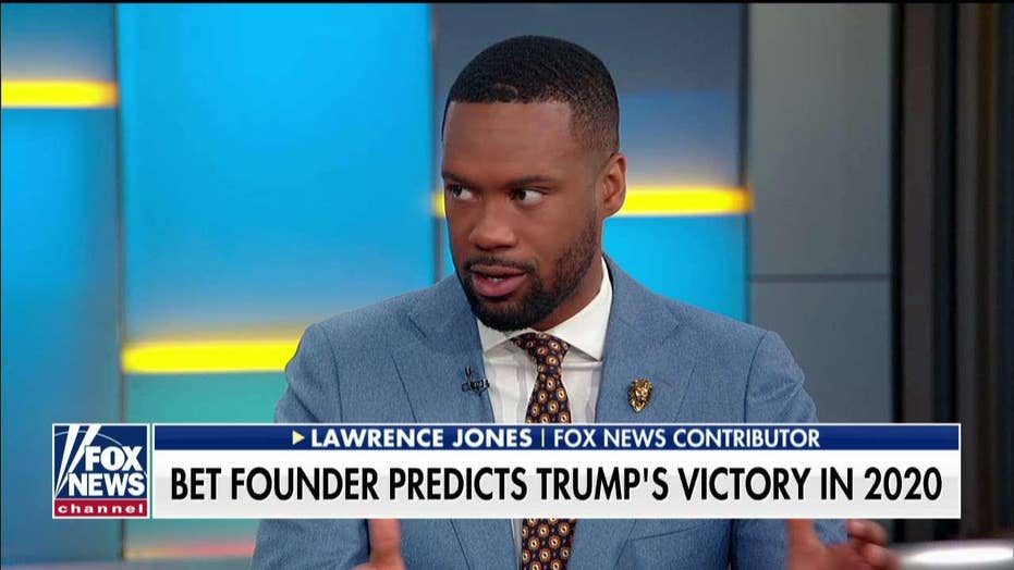 Lawrence Jones agrees with BET founder's 2020 prediction