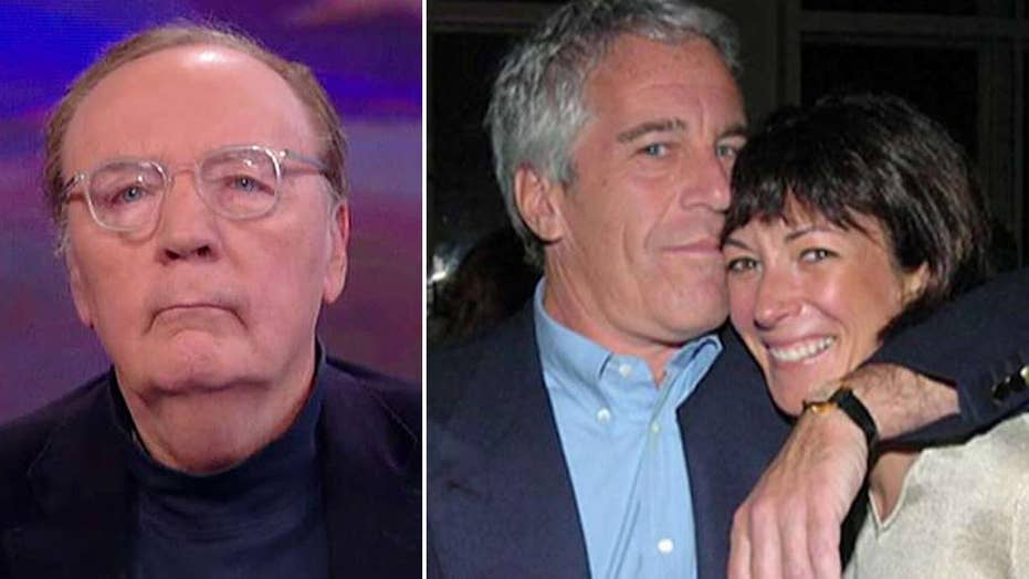 Former Jeffrey Epstein neighbor James Patterson talks case, new book