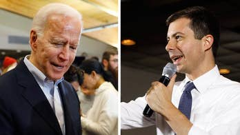 Buttigieg dismisses Biden's 'establishment' endorsement from Kerry