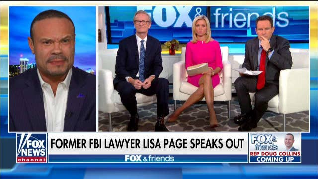 Dan Bongino: More evidence that the deep state 'is in a panic'