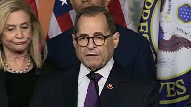 Stirewalt: Republicans poised to 'blow up' Nadler's impeachment inquiry