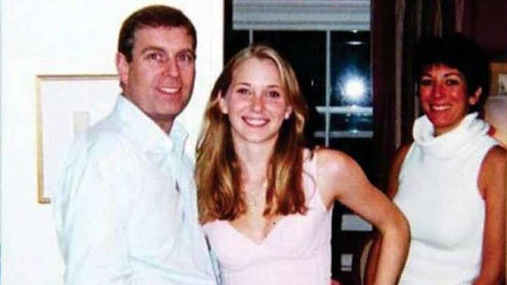 BBC to air interview with Prince Andrew accuser Virginia Giuffre