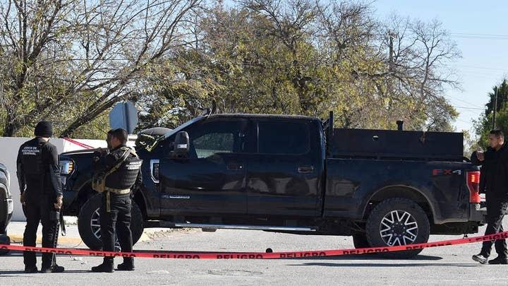 Drug cartel turf battle leaves 21 dead in Mexico near Texas border