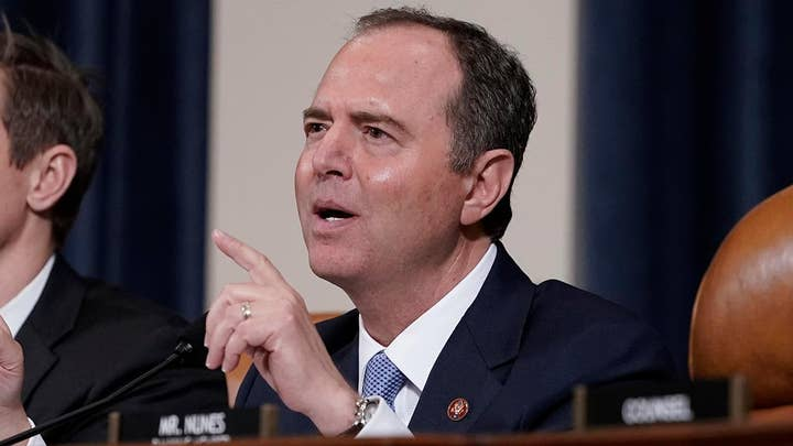 Republicans want Adam Schiff to testify as first GOP witness in House Judiciary Committee impeachment hearing