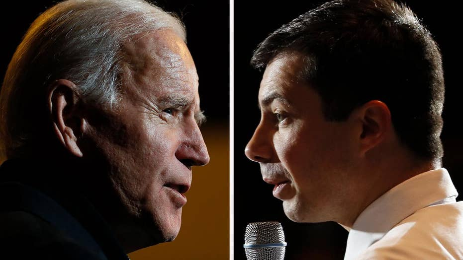 Biden kicks off 'No Malarkey' tour in Iowa amid Buttigieg surge