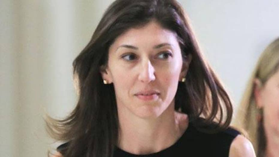 Lisa Page uses 'Trump hating writer' to break silence ahead