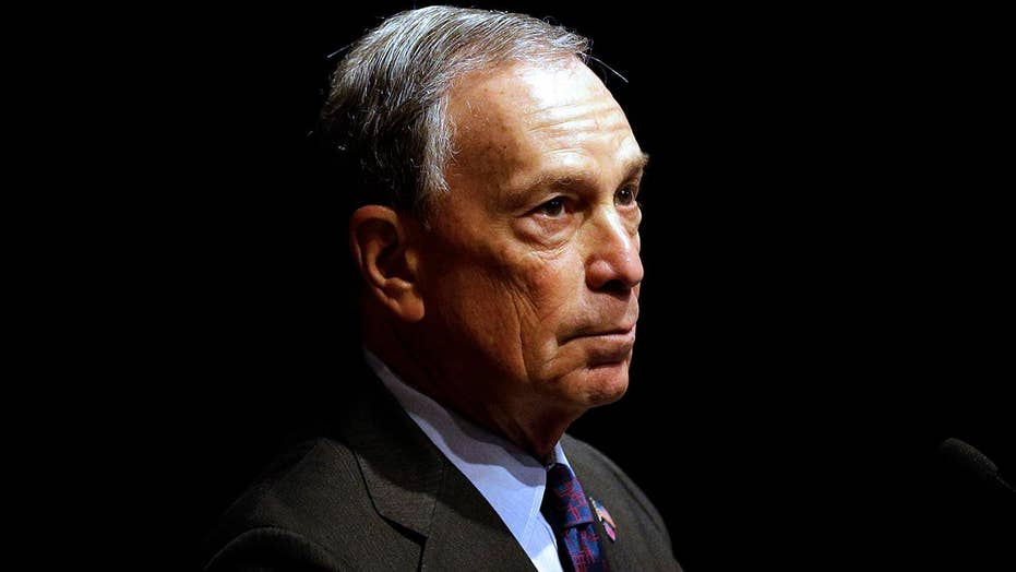 Is Bloomberg better off skipping the primary debates as viewership drops?