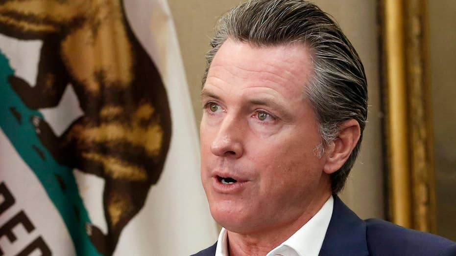San Francisco鈥檚 homeless crisis surges, residents push to recall California Gov. Newsom