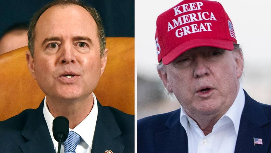 House Intelligence Committee to vote on impeachment while Trump is away