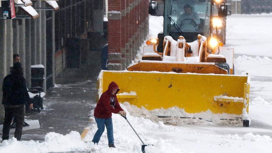 Winter storm slams Northeast with more rough weather on the way