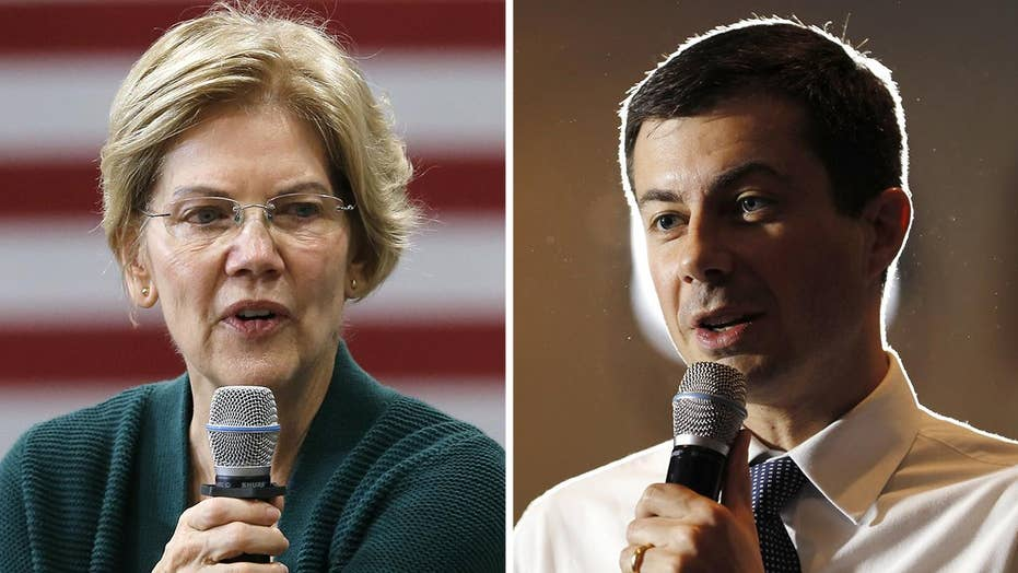 Marsh: Warren vs. Buttigieg is the fascinating Democrat matchup to watch
