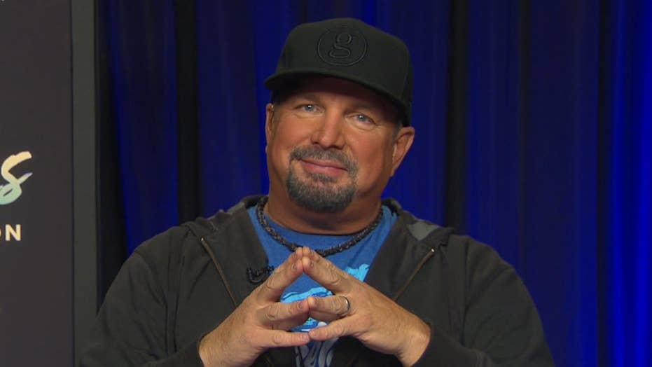 Garth Brooks talks new documentary 'The Road I'm On'