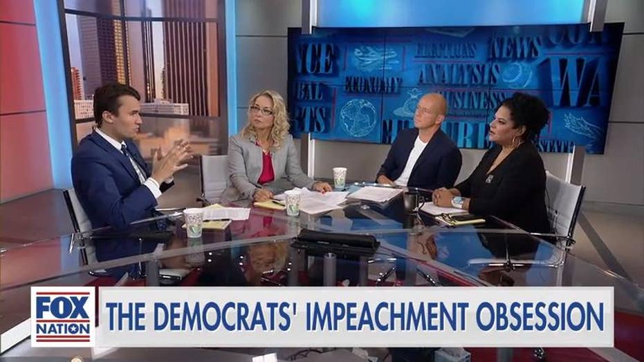 Charlie Kirk questions impeachment timeline: Democrats had it 'circled on their calendar' months ago