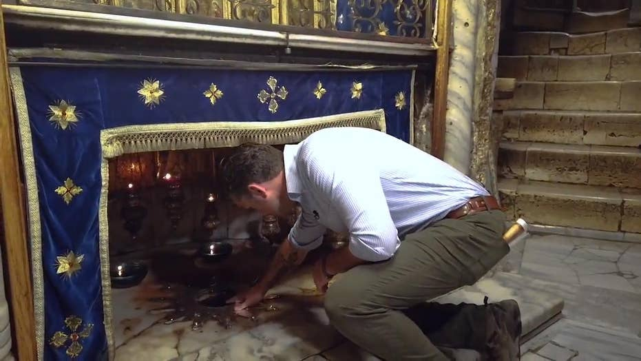 Pete Hegseth investigates: Why Holy Land Christians are leaving Bethlehem, the birthplace of Jesus