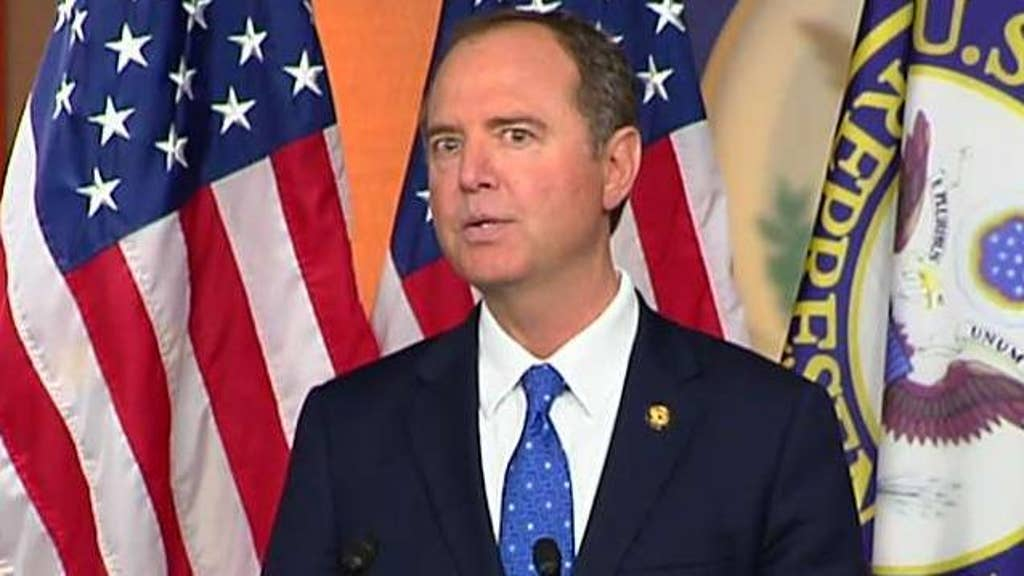 RAND PAUL: Schiff's release of phone records is absolutely outrageous