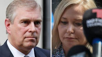 Prince Andrew's accuser details alleged abuse in TV interview