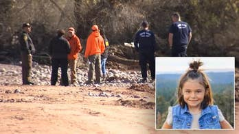 Search continues for 6-year-old girl swept away by floodwaters in Arizona