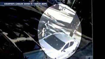 Good Samaritan stops car thief