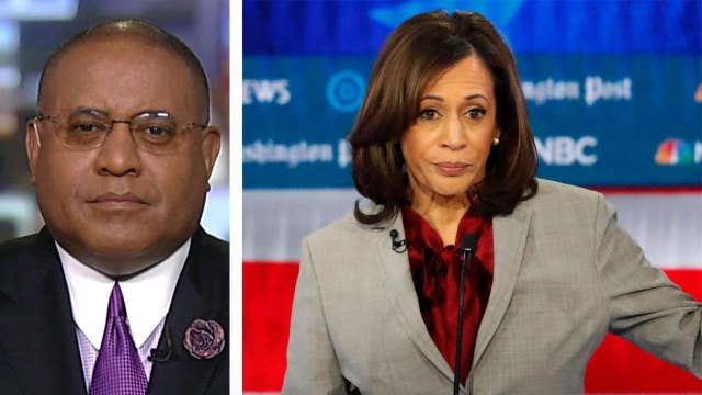 Former DC Democratic Party chairman on Kamala Harris' decision to suspend her presidential campaign