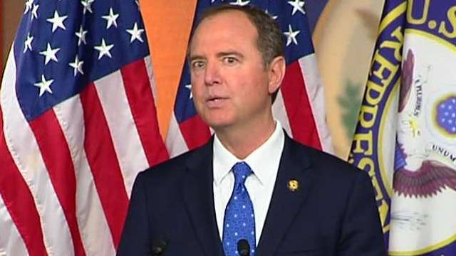 Rep. Adam Schiff lays out findings of House Democrats' impeachment investigation