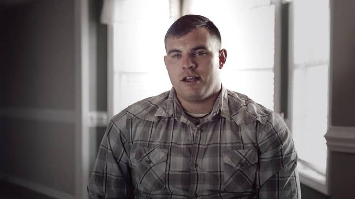 Fox Nation's 'Travis: A Soldier's Story'