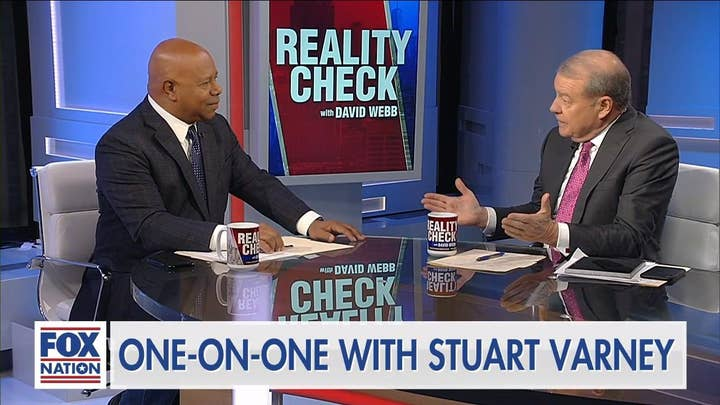 Stuart Varney reveals surprising 2020 prediction