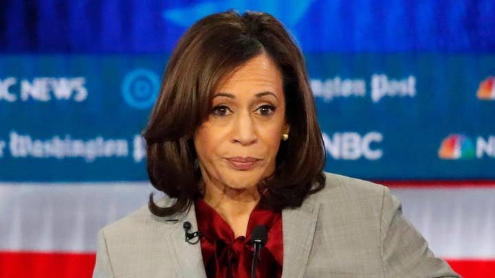 Kamala Harris exits 2020 race due to lack of financial resources