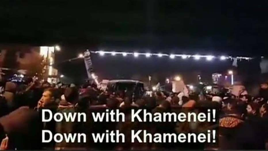 Iranian journalist speaks out against protester deaths, brutal crackdown in Iran