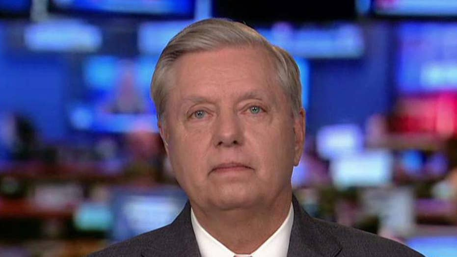 Graham on what he wants to ask Horowitz about dossier findings