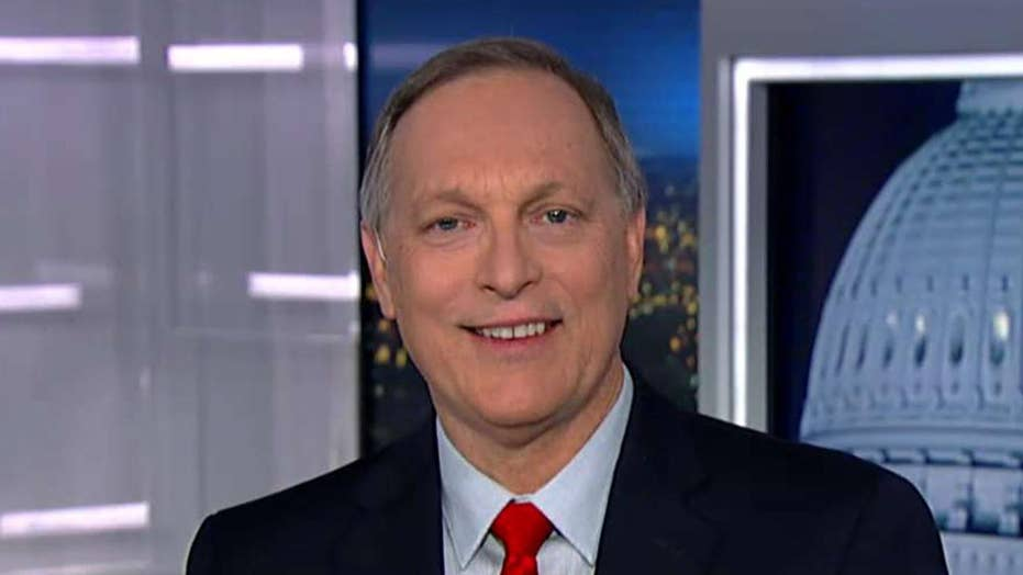 Rep. Biggs: White House not given ample time to prepare for impeachment hearings