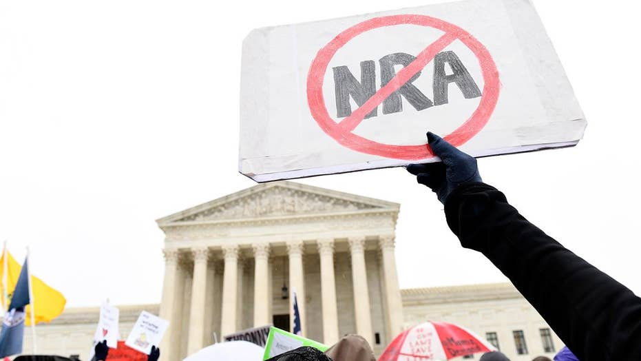 Supreme Court considers first major gun case in nearly a decade