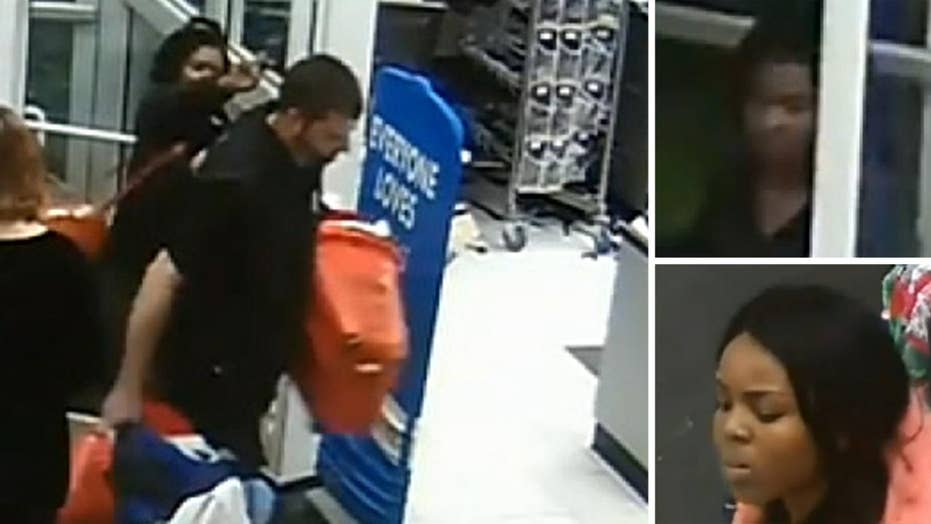 Shoplifting suspects spray store employee with chemical irritant in Minnesota