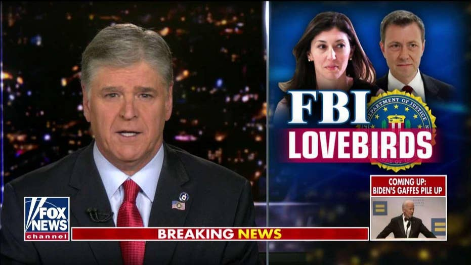 Sean Hannity: Lisa Page is neither innocent nor a victim