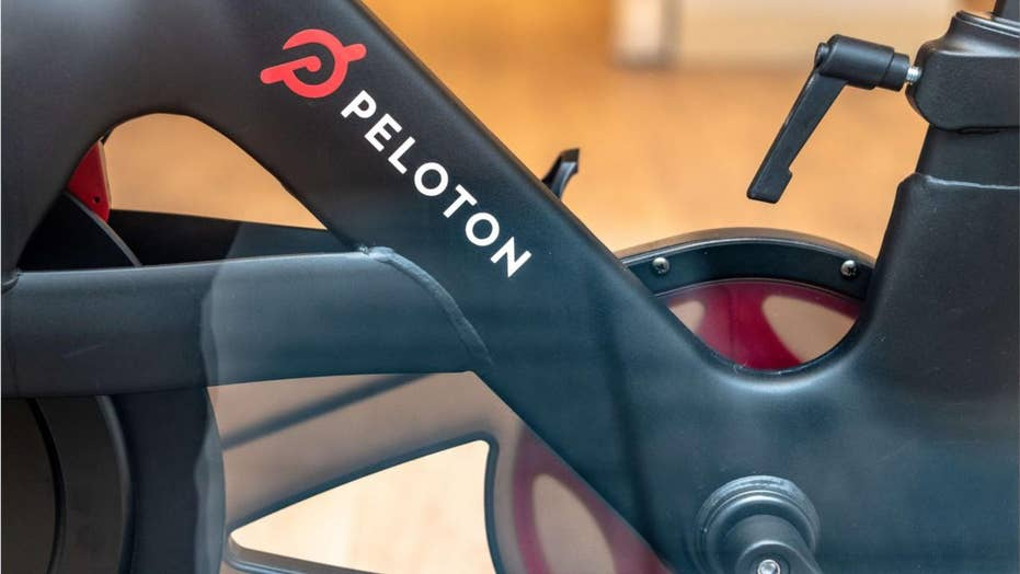 Peloton sparks sexism outcry, mockery for holiday ad showing husband gifting wife an exercise bike