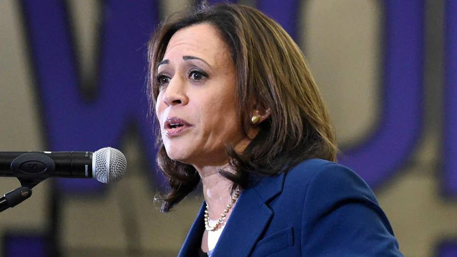 Sen. Kamala Harris will drop out of 2020 race
