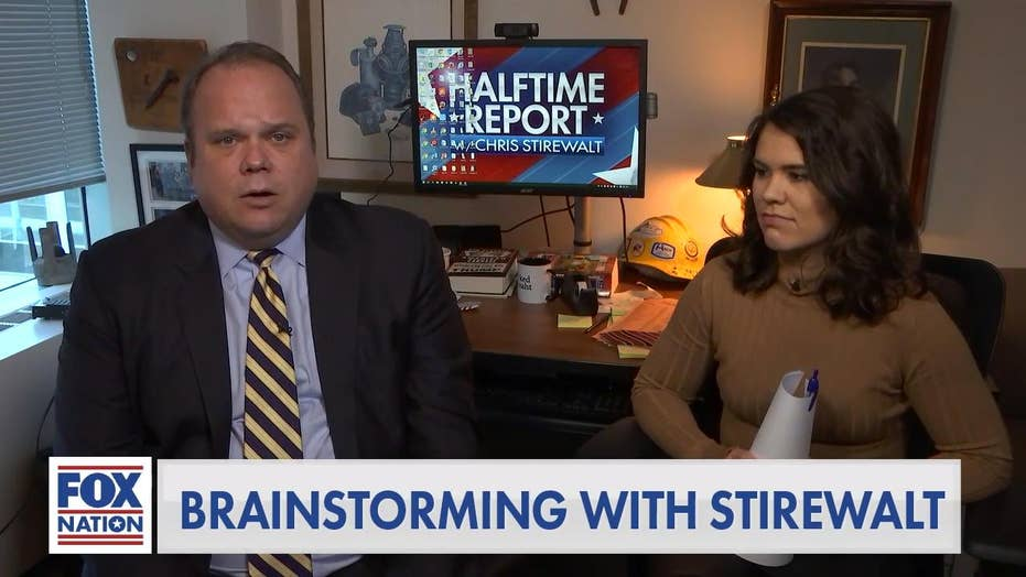 Stirewalt on why Kamala Harris failed and who benefits from her dropping out