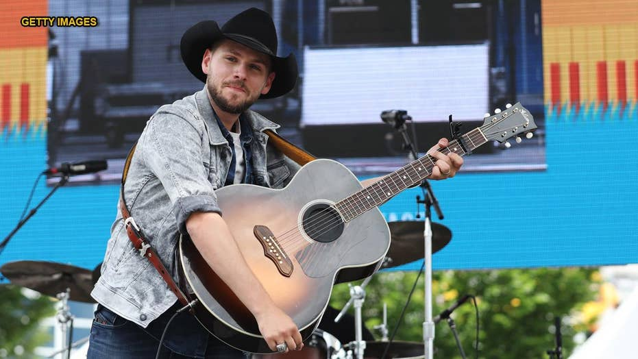Brett Kissel, Kaitlyn Bristowe and Jason Tartick speak filming 'Drink About Me' song video in a Bahamas