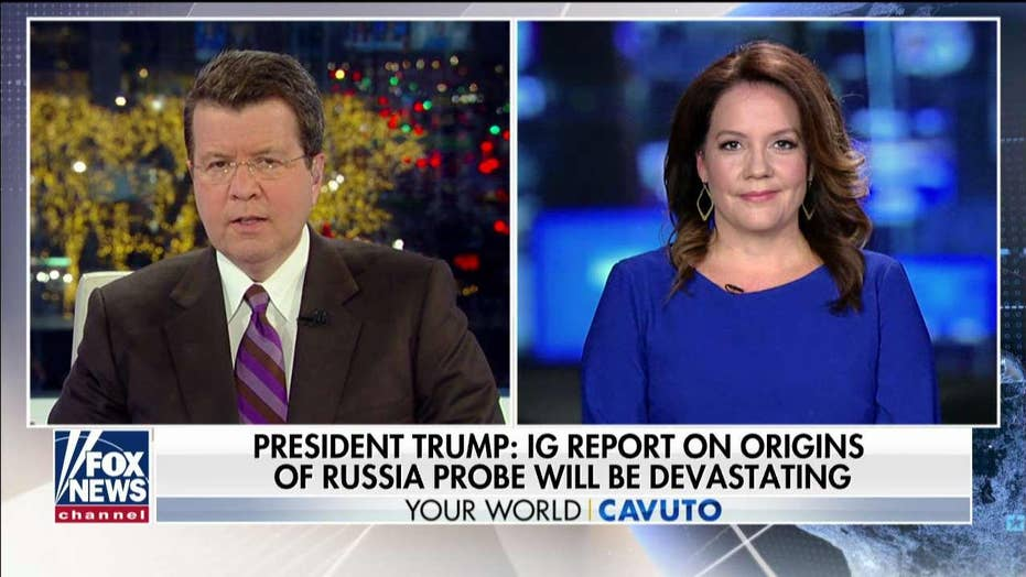 Mollie Hemingway: A Horowitz report with limited consequences will make people 'livid'