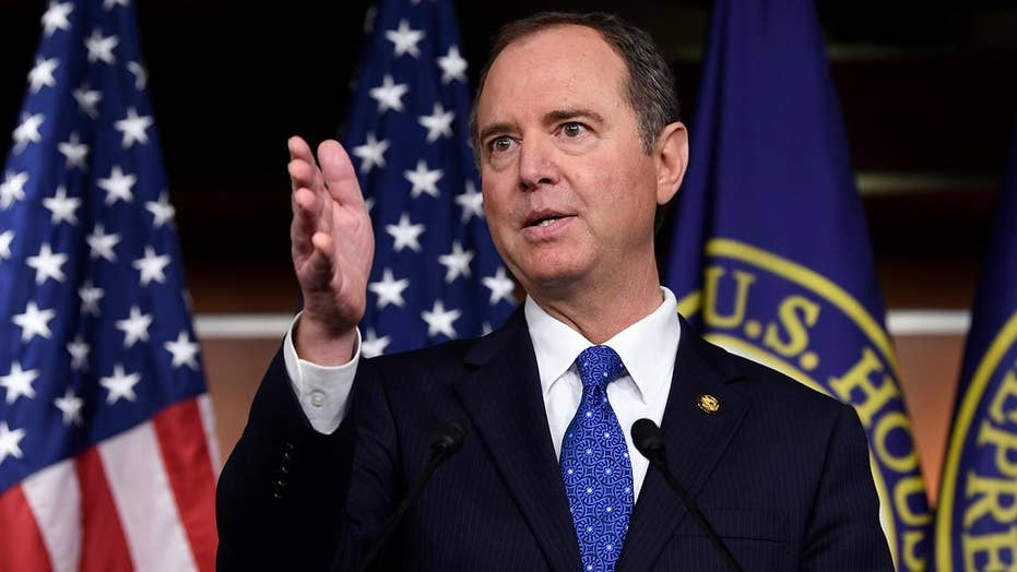 House Intelligence Committee accuses President Trump of misconduct, obstruction