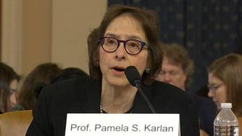 Stacking the deck: Impeachment hearing spotlights anti-Trump professors