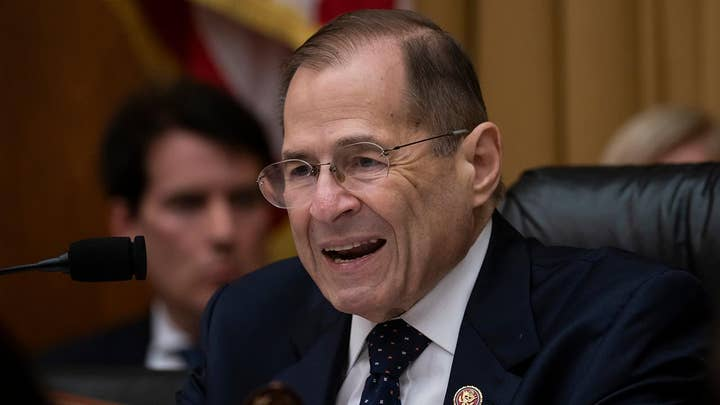 Rep. Nadler under fire for hypocritical stance on Trump impeachment