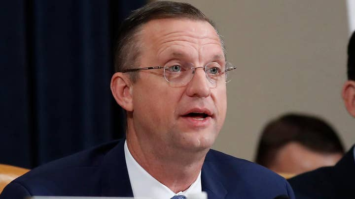 Rep. Doug Collins: The clock and the calendar are driving House Democrats' impeachment push, not the facts